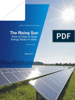KPMG -Indian Solar Industry Report