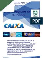 CAIXA - Conectividade ICP
