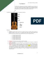Lección 1ª de GUITARRA DE ABNER ALAYO