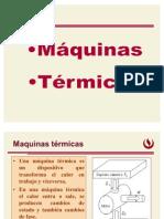 termodinámica maquinas