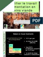 Simplifier Le Travail d'Alimentation en Bovins Viandes