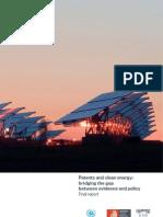 Patents Clean Energy Study En