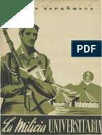 La Milicia Universitaria