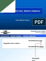 Percepción del medio urbano UAM 2006