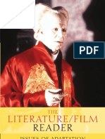 The Literature Film Reader Issues of Adaptation