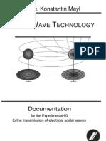 Konstantin Meyl-Scalar Wave Technology