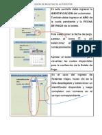 Ayuda Boletas Web Automotor