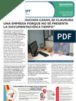 Newsletter nº6 UISCUMARR