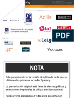 Presentacion Symfony2 Slide Share 100712095938 Phpapp02