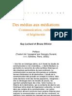 Des médias aux médiations - Preface