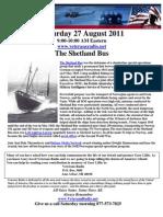 Veterans Radio- Shetland Bus-27 August 2011