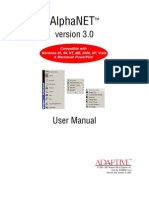 AlphaNET3.0UserManual