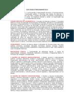 CONTEÚDO PROGRMÁTICO - PF