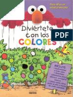 Diviérte Con Los Colores-Dijeja