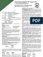 Bulletin 280811