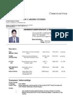 ashwani CV