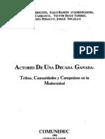 01. Índice. Presentación. Carlos Moreno, Colombia Vivas