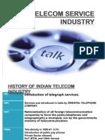Telecom Service Industry
