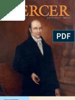 Mercer University Press Fall Winter 2011 Catalog