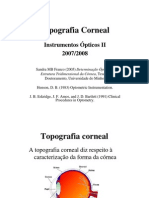 Slides Topografia Corneal