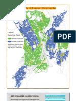 Bridgeport Recycles Map and Calendar Final 2011