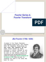 Fourier Series and Fourier Transform