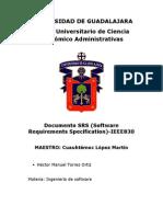 Documento SRS Final
