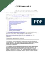 Framework 4 Definiciones