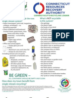 Bridgeport CT Guide to Recycling
