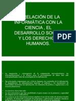 Derechos Humanos e a