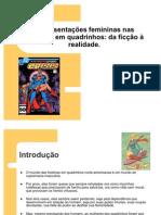 Representações femininas nas histórias em quadrinhos