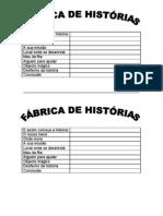 FÁBRICA DE HISTÓRIAS