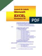 Excel Cuprins