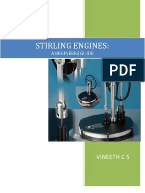 Stirling Engine A Beginners Guide Cylinder Engine Engines