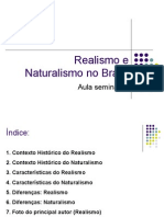 Realismo e Naturalismo No Brasil