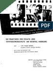 Die Praktiken von Staats - und Verfassungsschutz am Beispiel Hamburg 1980