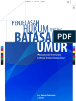 Restatement Batasan Umur