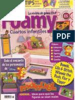 Foamy Cuartos Infantiles - Dijeja