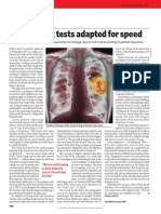 Clinical Drug Tests Adopted for speed