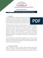 Términos de Referencia para Consultoría OTRANS-Fondo Mundial HIVOS