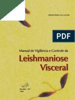 Manual Leish Visceral 2006
