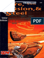 TNE - Fire, Fusion, & Steel
