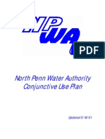 Conjunctive Use Plan