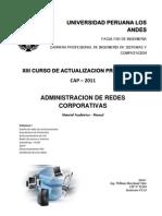 Texto AdmRedesCorporativas CAP2011 UPLA Vol1