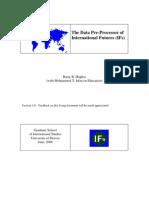The IFs Preprocessor