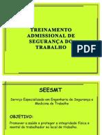 Treinamento Adm.seg Trab Biomol