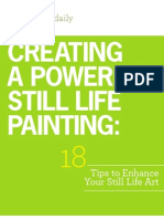 Creating a Powerful Still Life Painting