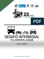 RelatorioDesafioIntermodaFloripal2008