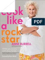 Recipes From Cook Like a Rock Star by Anne Burrell