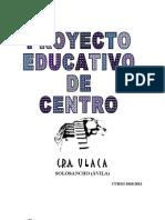Nuevo Proyecto educativo 10-11[1]